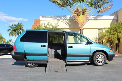 1998 Plymouth Grand Voyager for sale in Fort Myers, FL