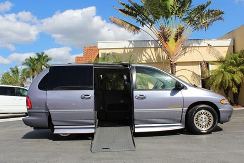 1997 Chrysler Town and Country for sale in Fort Myers, FL