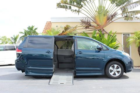 2011 Toyota Sienna for sale in Fort Myers, FL