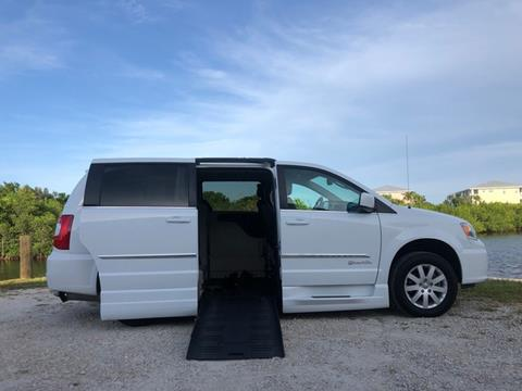 2016 Chrysler Town and Country for sale in Fort Myers, FL
