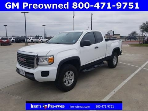 2015 GMC Canyon for sale in Weatherford, TX