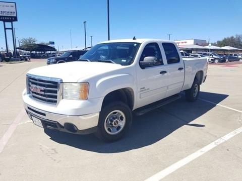 2009 GMC Sierra 2500HD for sale in Weatherford, TX