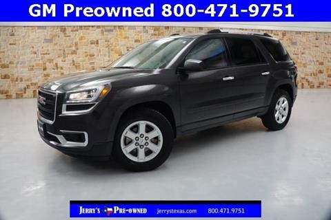 2016 GMC Acadia for sale in Weatherford, TX