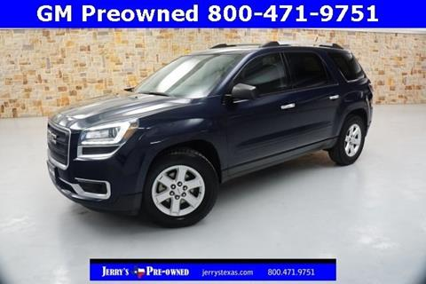 2015 GMC Acadia for sale in Weatherford, TX
