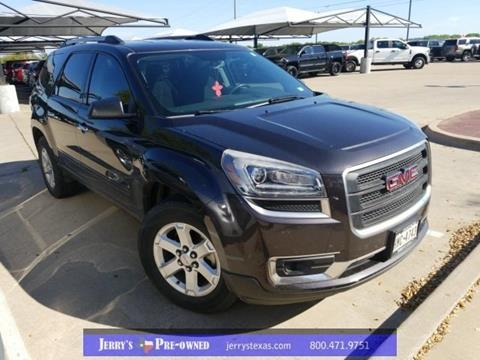 2014 GMC Acadia for sale in Weatherford, TX