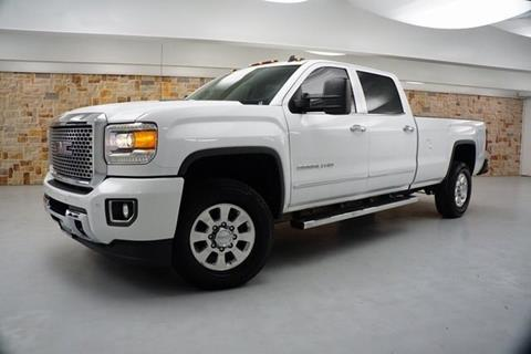 2015 GMC Sierra 3500HD for sale in Weatherford, TX