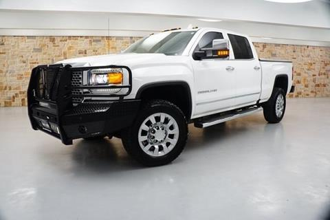 2016 GMC Sierra 2500HD for sale in Weatherford, TX