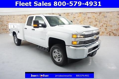 2017 Chevrolet Silverado 2500HD for sale at Jerry's Buick GMC in Weatherford TX