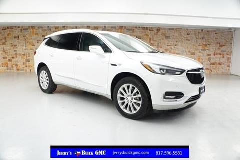 2018 Buick Enclave for sale at Jerry's Buick GMC in Weatherford TX