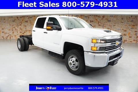 2018 Chevrolet Silverado 3500HD for sale at Jerry's Buick GMC in Weatherford TX