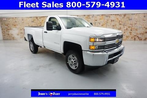2018 Chevrolet Silverado 2500HD for sale at Jerry's Buick GMC in Weatherford TX