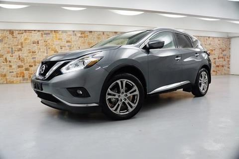 2018 Nissan Murano for sale in Weatherford, TX