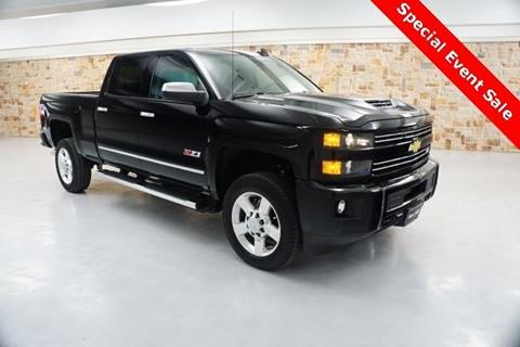 2019 Chevrolet Silverado 2500HD for sale in Weatherford, TX