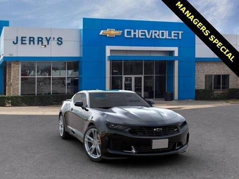 2019 Chevrolet Camaro for sale in Weatherford, TX