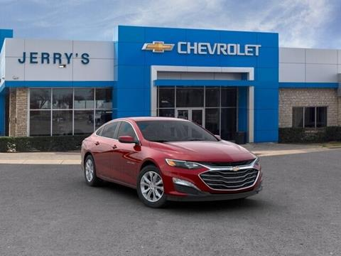 2020 Chevrolet Malibu for sale in Weatherford, TX