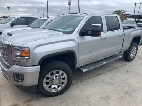2018 GMC Sierra 2500HD for sale in Weatherford, TX
