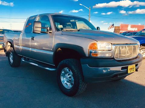 2001 GMC Sierra 2500HD for sale in Wheat Ridge, CO