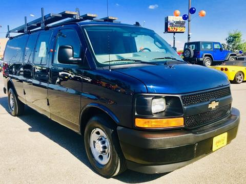 2017 Chevrolet Express Cargo for sale in Wheat Ridge, CO