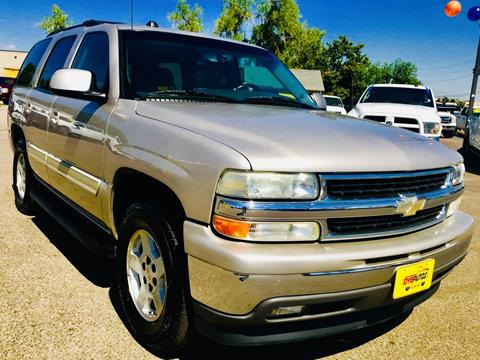 2005 Chevrolet Tahoe for sale in Wheat Ridge, CO