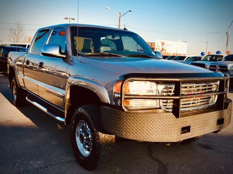 2002 GMC Sierra 2500HD for sale in Wheat Ridge, CO