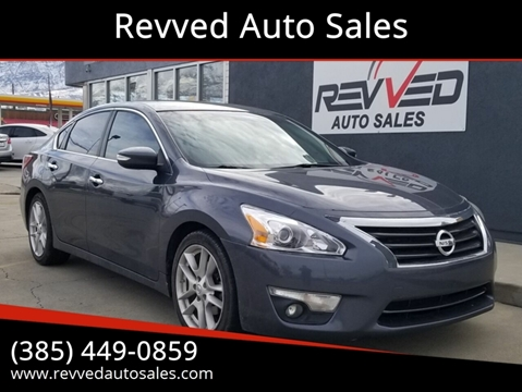 2013 Nissan Altima for sale in Orem, UT