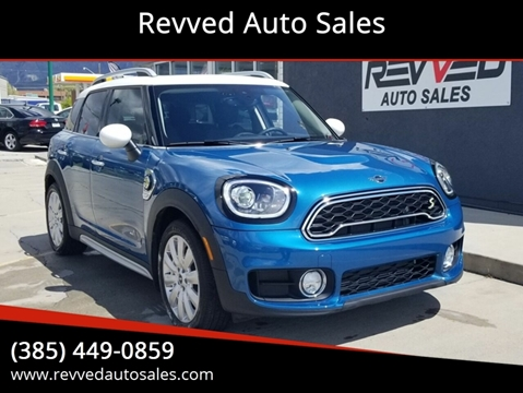 Used Mini Countryman Plug In Hybrid For Sale In Indiana