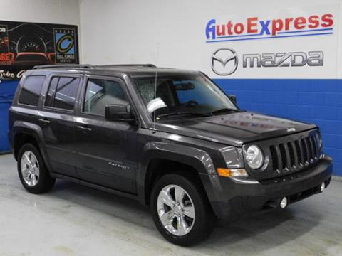 2017 Jeep Patriot for sale in Erie, PA