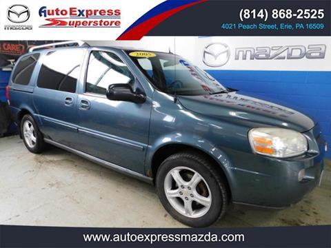 2005 Chevrolet Uplander for sale in Erie, PA