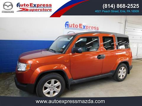 2010 Honda Element for sale in Erie, PA
