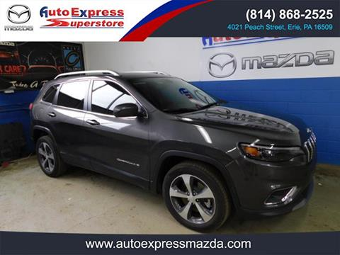 2019 Jeep Cherokee for sale in Erie, PA
