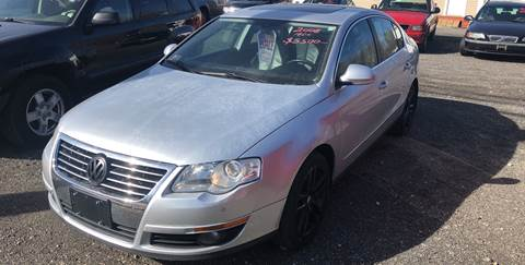 2008 Volkswagen Passat for sale at AUTO OUTLET in Taunton MA