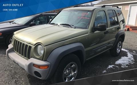 2004 Jeep Liberty for sale in Taunton, MA