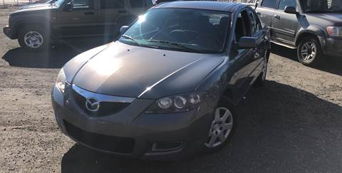2007 Mazda MAZDA3 for sale at AUTO OUTLET in Taunton MA
