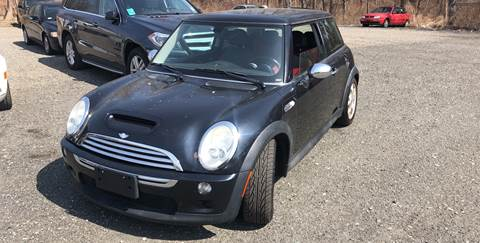 2006 MINI Cooper for sale at AUTO OUTLET in Taunton MA