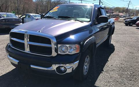 2005 Dodge Ram Pickup 1500 for sale at AUTO OUTLET in Taunton MA