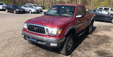 2003 Toyota Tacoma for sale at AUTO OUTLET in Taunton MA