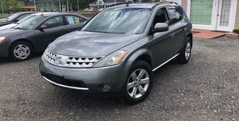 2006 Nissan Murano for sale at AUTO OUTLET in Taunton MA