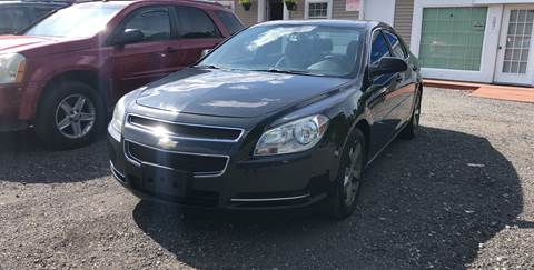 2009 Chevrolet Malibu for sale at AUTO OUTLET in Taunton MA