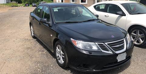 2011 Saab 9-3 for sale at AUTO OUTLET in Taunton MA