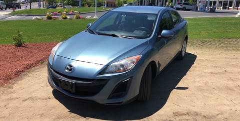2010 Mazda MAZDA3 for sale at AUTO OUTLET in Taunton MA