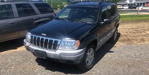 2000 Jeep Grand Cherokee for sale at AUTO OUTLET in Taunton MA