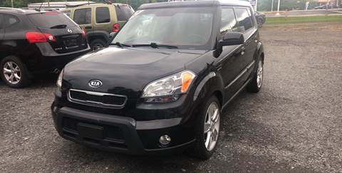 2010 Kia Soul for sale at AUTO OUTLET in Taunton MA