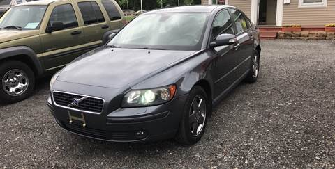 2007 Volvo S40 for sale at AUTO OUTLET in Taunton MA