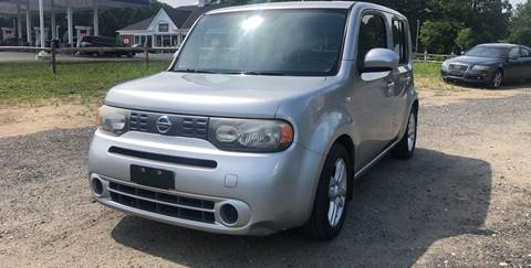 2009 Nissan cube for sale at AUTO OUTLET in Taunton MA
