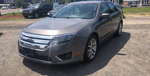 2011 Ford Fusion for sale at AUTO OUTLET in Taunton MA