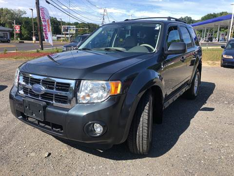 2008 Ford Escape Hybrid for sale at AUTO OUTLET in Taunton MA