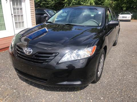 2008 Toyota Camry for sale at AUTO OUTLET in Taunton MA