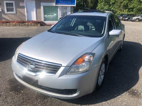 2009 Nissan Altima for sale at AUTO OUTLET in Taunton MA