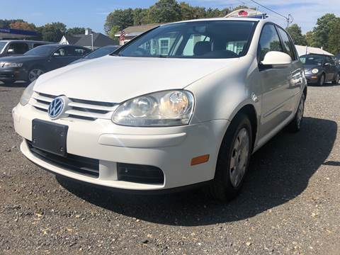 2007 Volkswagen Rabbit for sale at AUTO OUTLET in Taunton MA