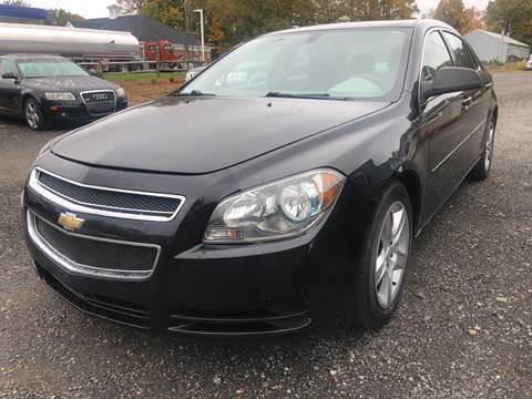 2012 Chevrolet Malibu for sale at AUTO OUTLET in Taunton MA